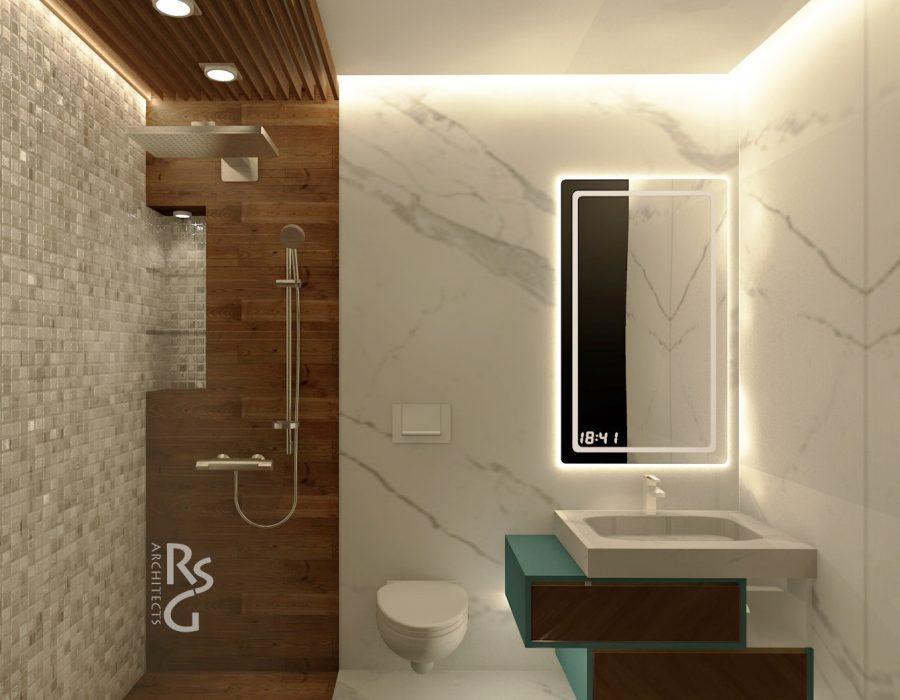Bathroom 1+